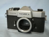 ' 42mm '  Yashica TL ELECTRO SLR Camera £14.99